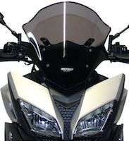 MRA: bulle sport pour Yamaha MT-09 Tracer