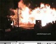 Vidéo: 2 Gros-culs qui font des flammes !
