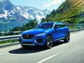 Jaguar F-Pace: voiture préférée des femmes