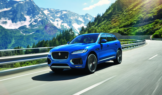 jaguar f pace voiture pr f r e des femmes. Black Bedroom Furniture Sets. Home Design Ideas