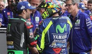 MotoGP Johann Zarco: «Valentino Rossi a construit ma notoriété»