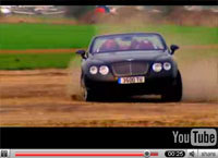[Vidéo] Bentley Continental GTC vue par Fifth Gear: différent