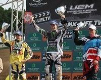 MX GP - St Jean d'Angely - EMX2 : Mel Pocock en patron