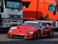 Photo du jour : Ferrari F40 GT
