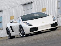 Lamborghini Gallardo, elle croule sous le carbone !