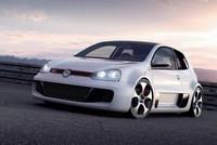 VW Golf GTI W12 Concept : 650ch