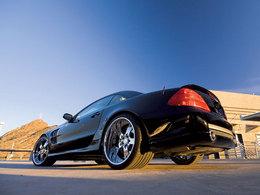 Mercedes SL600 Advanced Audio Designs