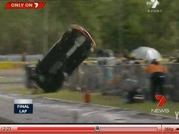 [vidéo] Mini Challenge, Maxi crash