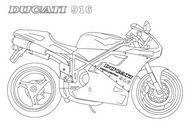 T'as tout grabouillé ma Ducati !!