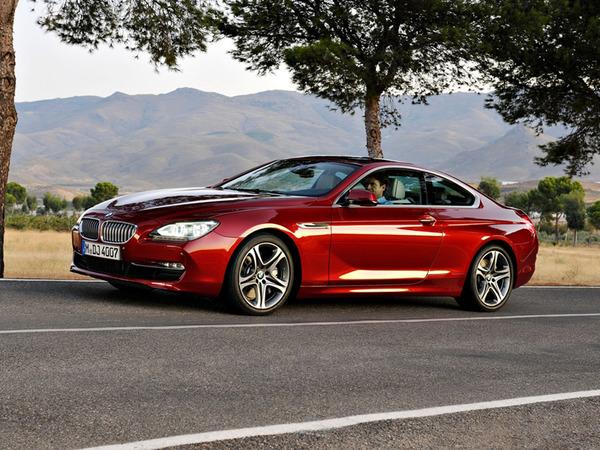 Nouvelle BMW Série 6 Coupé: enfin officielle!