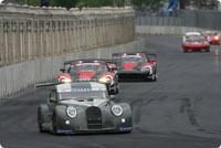 GT3 FIA: la Morgan homologuée