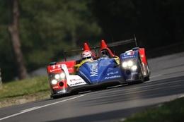 Endurance: L'Oreca 01 roulera avec Ayari et chaussée de Dunlop!