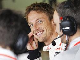 Jenson Button, sportif de - de 30 ans le plus riche d'Angleterre