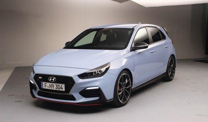 Hyundai : une i30 N à quatre roues motrices à l'étude