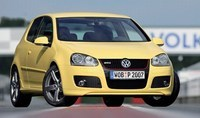VW Golf GTI Pirelli Edition