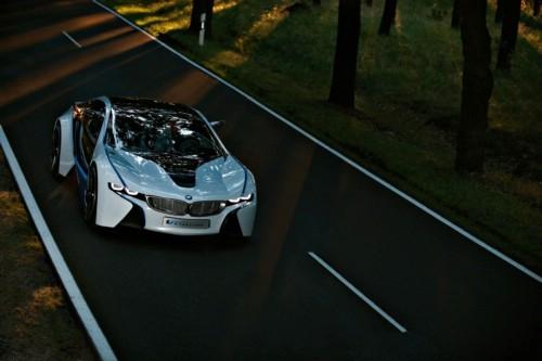 BMW Vision EfficientDynamics : sur la route dès 2013 ?