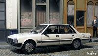 Miniature : 1/43ème - PEUGEOT 505 GTI