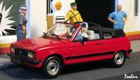 Miniature : 1/43ème - TALBOT Samba cabriolet