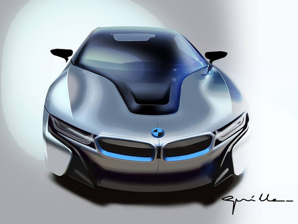 Des BMW i8S et M8 à venir avant 2019