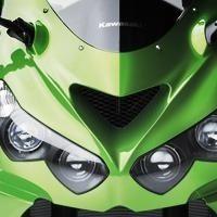 Actu moto - Kawasaki: Toute la science des verts sur la toile