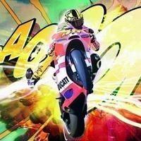 Moto GP - Ducati: Valentino Rossi entre dans le Ducati Art