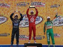 IndyCar - Dixon offre à Ganassi une 1ère victoire, en 2010