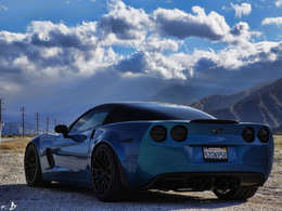 Corvette Z06 by Royal Muffler
