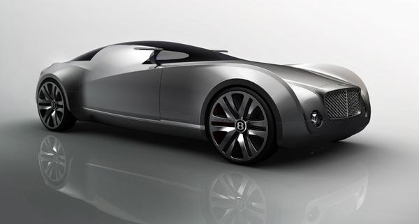 Design: A quoi ressemblera la Bentley de demain?