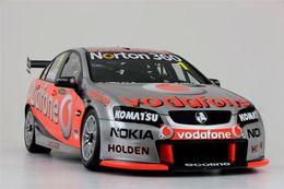 V8SC: Le team Vodafone présente sa nouvelle Holden