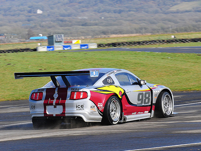 Ford Mustang GT3 - Homologation reportée