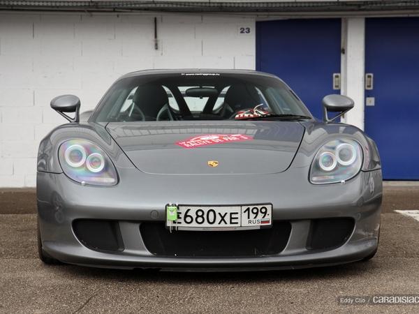 Photos du jour : Porsche Carrera GT by Edo Competition