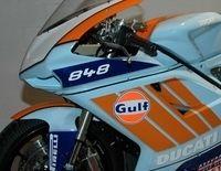Les Ducati de l'école de pilotage BMC sont en vente