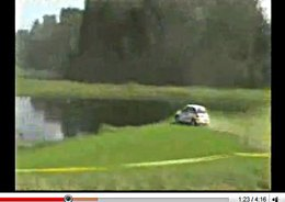 [vidéo] Rallye : la courbe du diable porte bien son nom