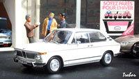 Miniature : 1/43ème - BMW 1600 Touring