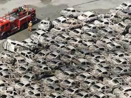Tsunami au Japon : les constructeurs s'adaptent, 2300 Nissan et Infiniti détruites mais pas de victimes