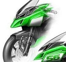 Nouveauté - Kawasaki: une idée de la possible S2