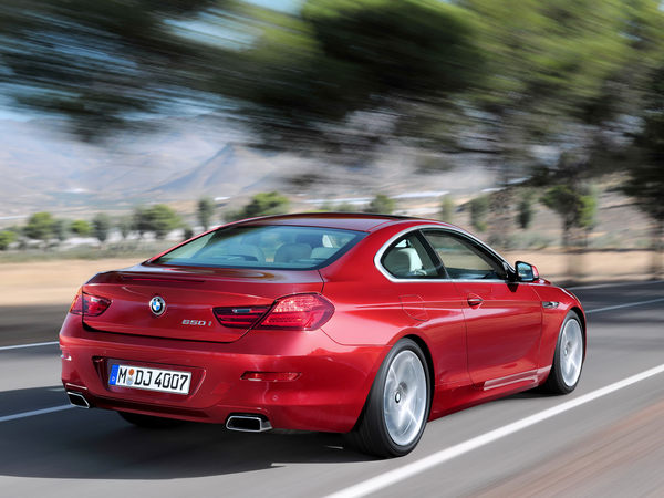 La nouvelle BMW Série 6 Coupé en vidéo et 108 photos !
