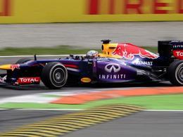 F1 GP d'Italie : Sebastian Vettel seul au monde
