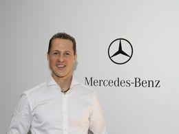 Michael Schumacher fait la pole et gagne. En karting