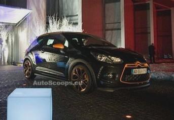 Future Citroën DS3 Racing : la revoilà
