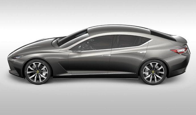 La marque Lotus toujours partante pour un SUV ou une berline
