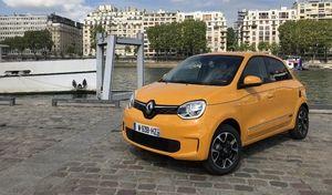Renault Twingo occasion - Annonce Renault Twingo - La Centrale