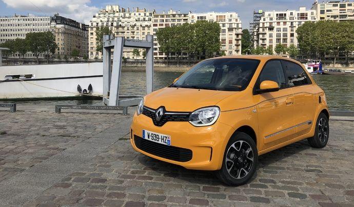 Essai vidéo - Renault Twingo 2019 : l'agile est jaune