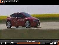 Brisk Fabia RS 01 WRC en vidéo
