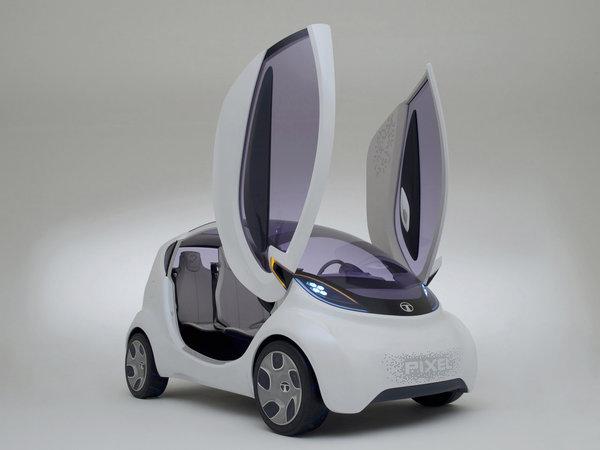 Tata Pixel Concept : des versions 3 et 5 portes prévues pour l'Europe