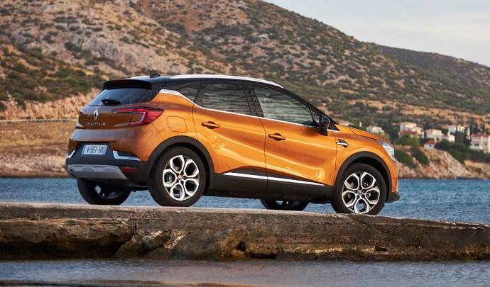 Renault Captur: un nouveau moteur micro-hybride