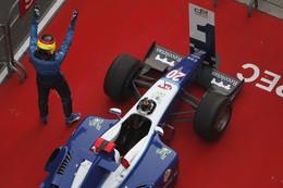 GP2 Asia Chine : Rodriguez et Valsecchi inaugurent