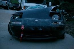 Vidéo : Ou comment se convaincre de l'utilité d'un arceau sur un cabriolet... gros crash inside !