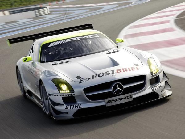 Essayer une Mercedes SLS GT3, c'est possible avec l'AMG Driving Academy