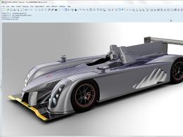Aston Martin dans la course avec PTC